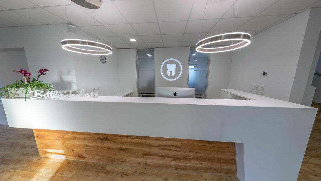 Virtueller Rundgang Innen – Zahnarztpraxis